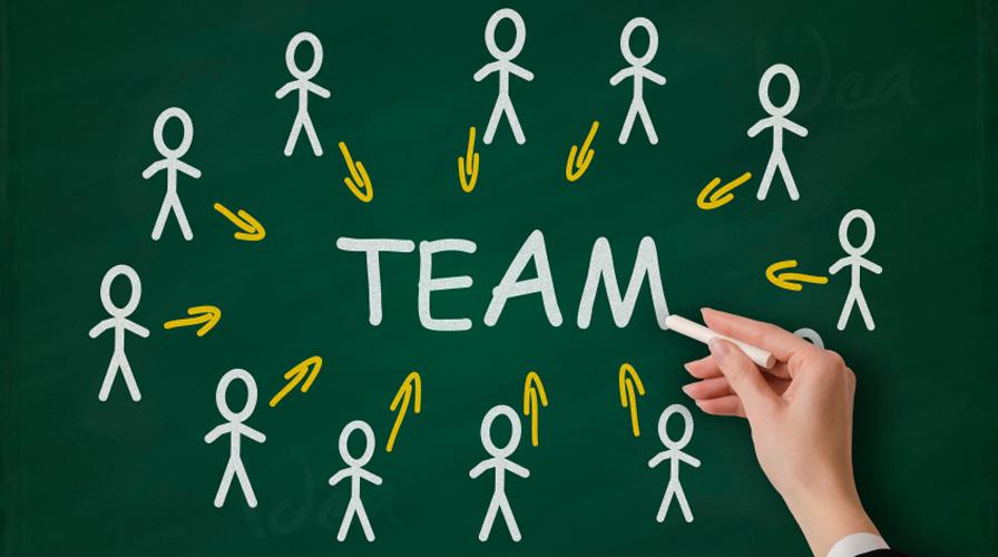 Взаимодействие внутри команды