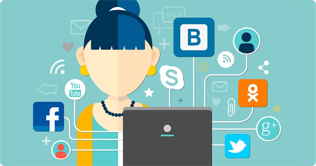 Продвижение мероприятий в сообществах в социальных сетях