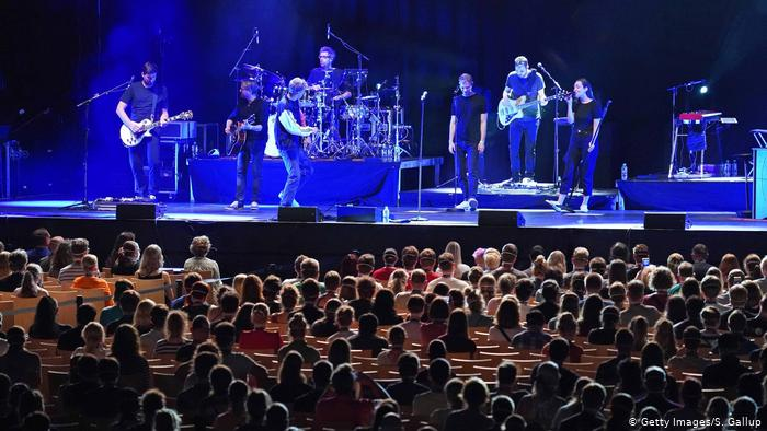 Результаты экспериментального COVID-концерта в Лейпциге ставят под сомнение новый локдаун