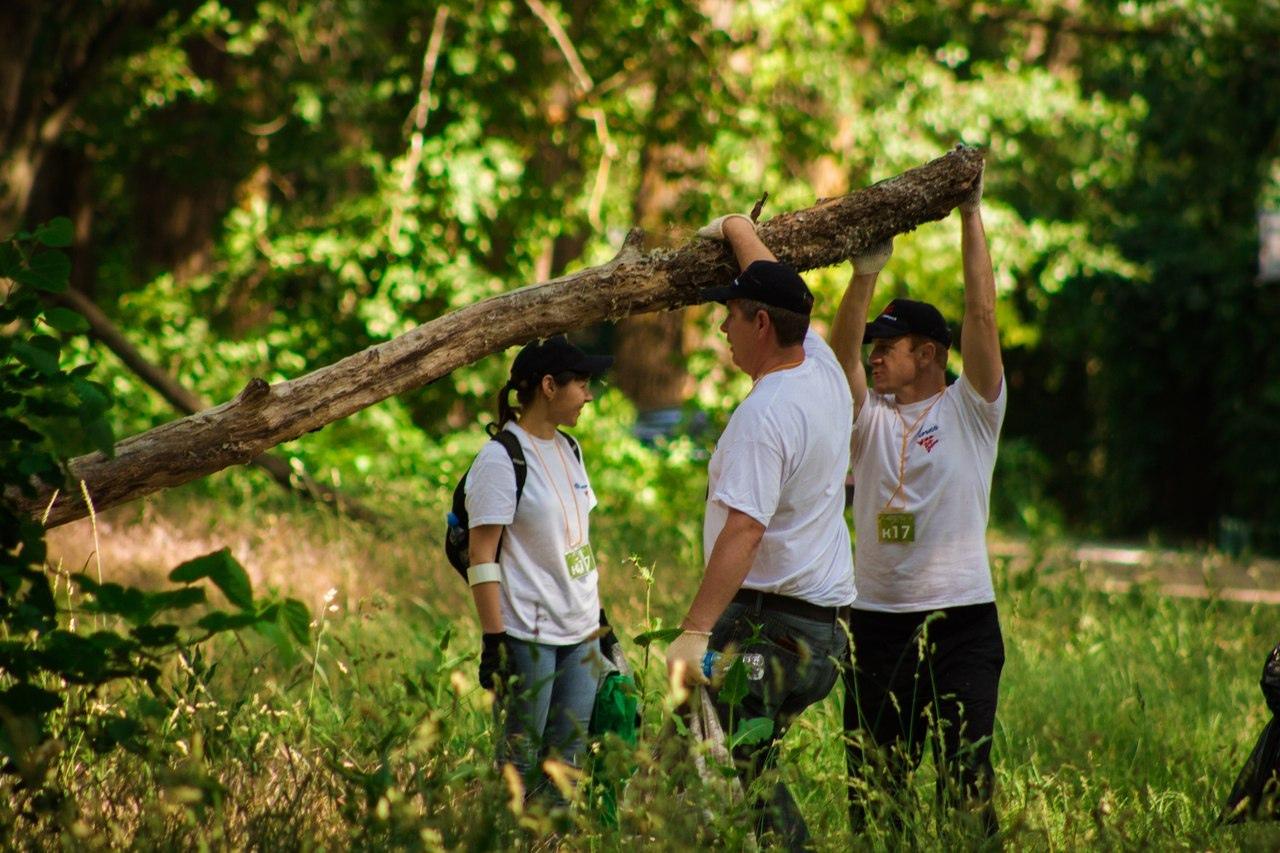Тимбилдинг, «зеленый» имидж и доброе дело: почему корпоративное волонтерство стало трендом